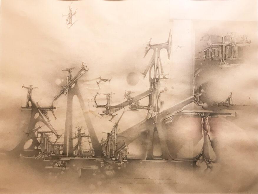 The Art of John (A.) Barnard